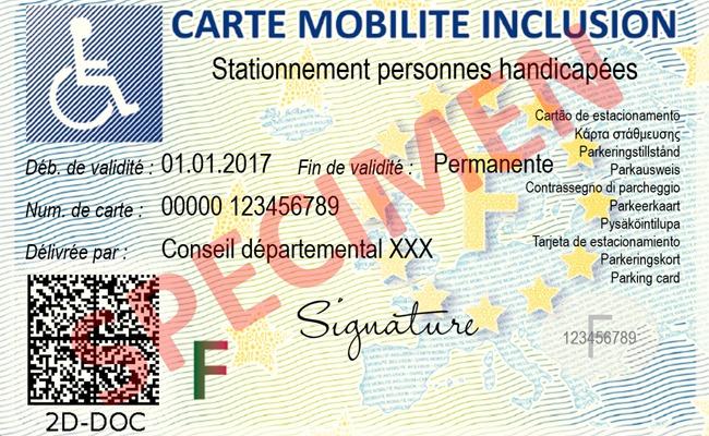 Carte Mobilite Inclusion Conditions D Obtention Droits Et
